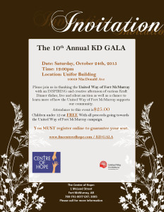 POSTERS TEMPLATE kd gala unifor