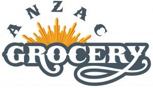 anzac grocery logo