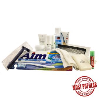 Deluxe Hygiene Kit - 24 Pieces